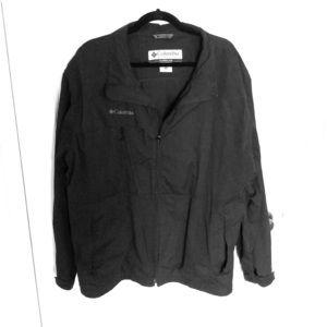 Columbia XXL men's fleece jackets mult.pockets
